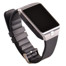 Pandaoo Dz09 jam pintar melambat perhiasan jam tangan Jam PintarTes Bluetooth cerdas dengan alat pengukur langkah