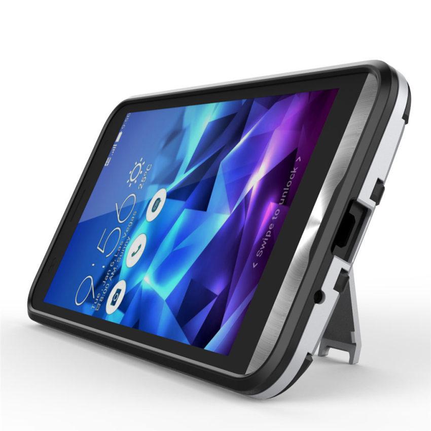 Baja Keras Dengan Kasus Silikon Untuk Stan Asus Zenfone Go Zb551kl Source · PC silikon rangkap