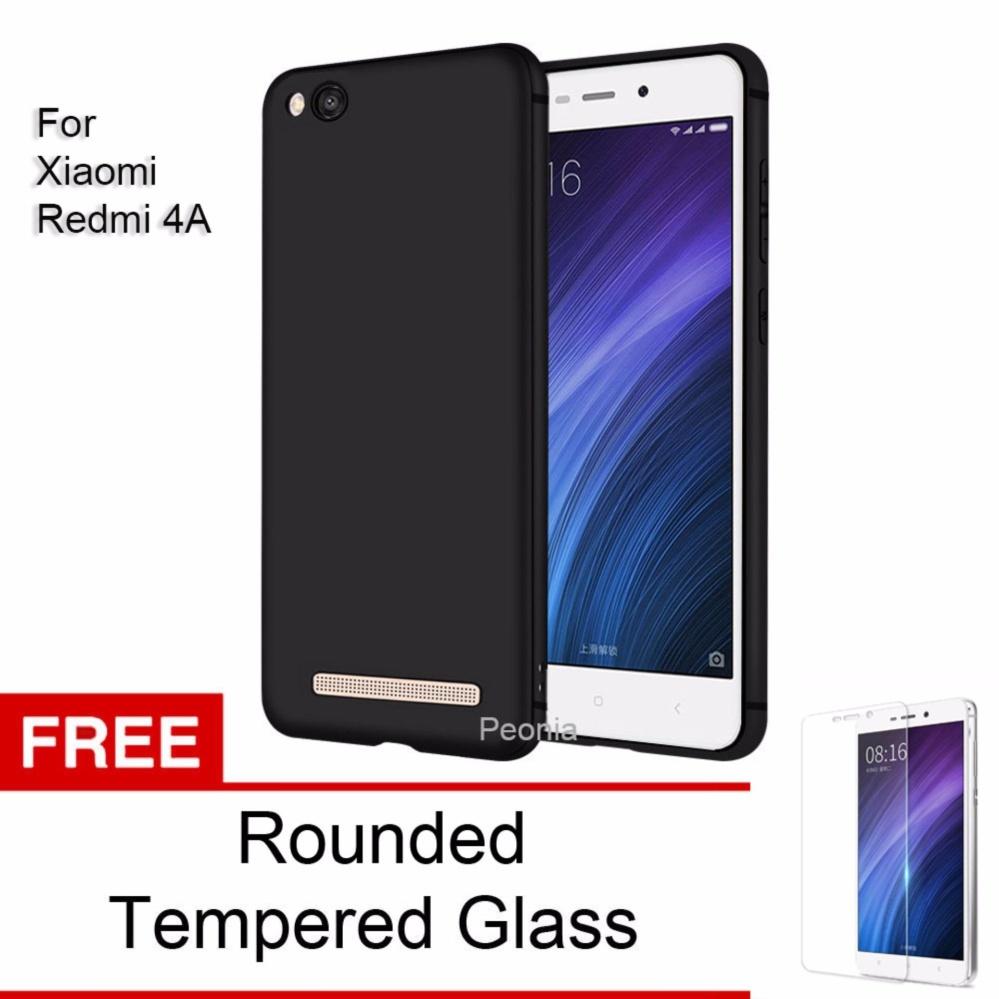 Abu Daftar Update Source Case Slim Armor For Xiaomi Redmi 4a Series Hitam Tempered Glass Peonia