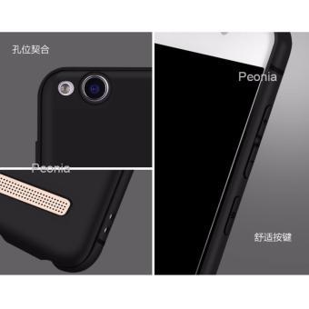Tempered Glass Source Peonia Anti Fingerprint Ultraslim Hybrid Case for Xiaomi Redmi 4A .