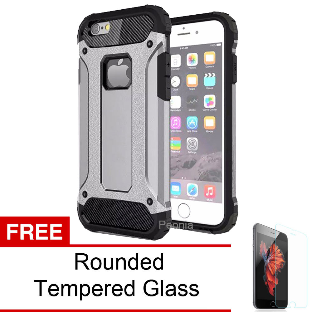 ... Peonia Kingkong Defender Slim Armor Case for Iphone 6 /6S (4.7inch)- ...