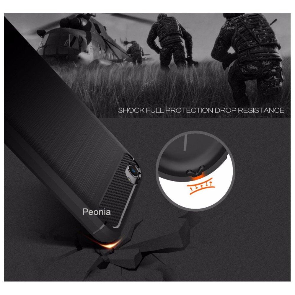 Peonia Anti Fingerprint Ultraslim Hybrid Case For Vivo V5 V5 Lite Source · Peonia Premium Quality Carbon Shockproof Hybrid Premium Quality Grade A Case for ...