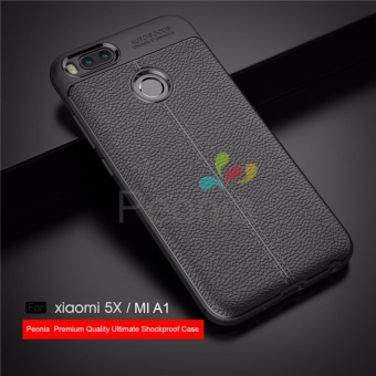 Peonia Premium Quality Ultimate Shockproof Case for Xiaomi MI A1 / MI 5X 5.5 Inch