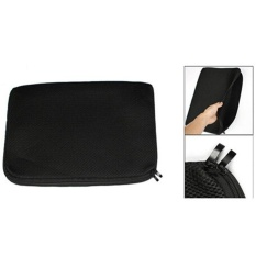 PerfectWorld Ponsel Viagdo Portable Tahan Lama Mesh Tablet Zipper Sleeve Bag untuk IPad 10