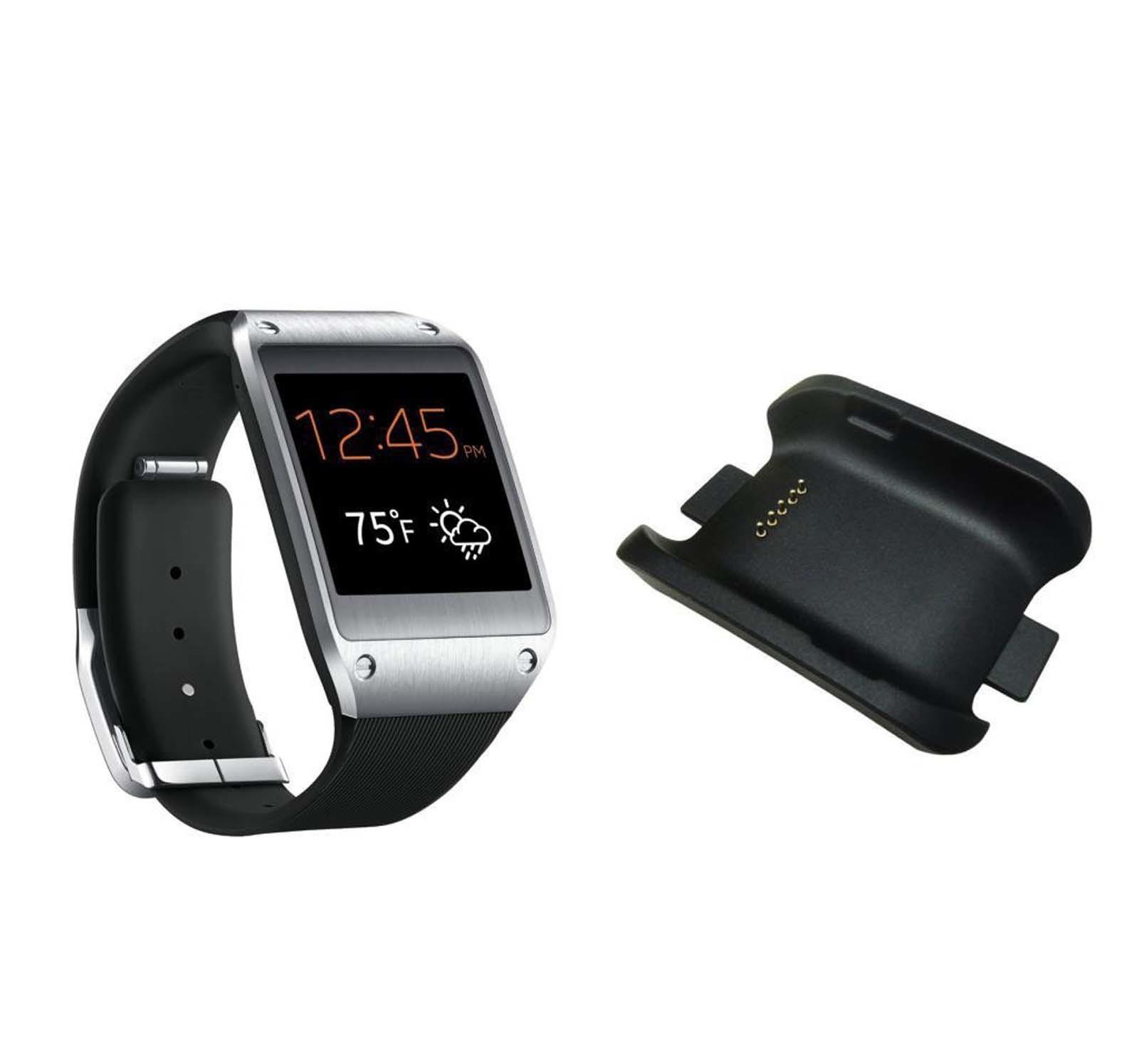 ... Perhiasan Dock Charger untuk Samsung Galaxy Gear SM-V700 ...