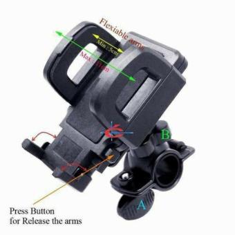 Phone Holder HP Motor Matic/Bebek/Sport/Sepeda
