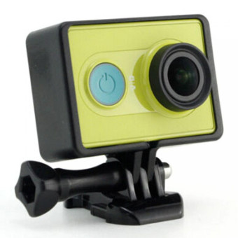 Plastic Side Frame for Xiaomi Yi Action Camera - 2