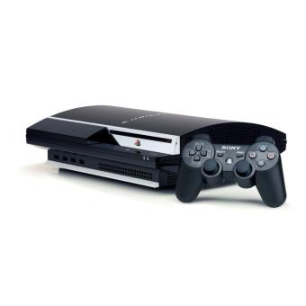 playstation 3 fat hdd 120gb cfw multiman