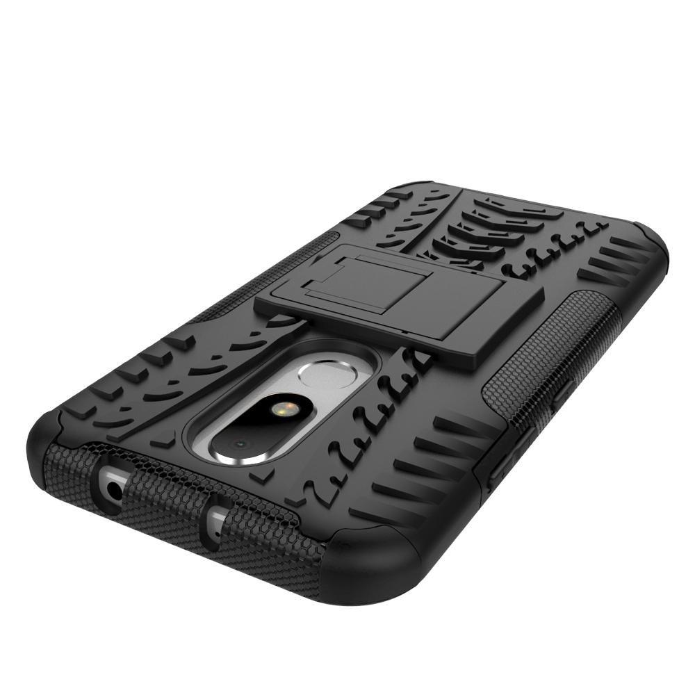Motorola Source · Pola Tirus 2 In 1 Kickstand Phone Case PC TPU .
