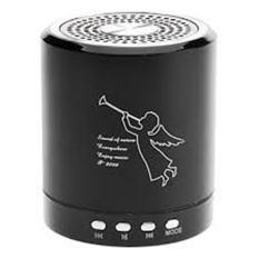 Portable mini speaker T 2020 - Hitam
