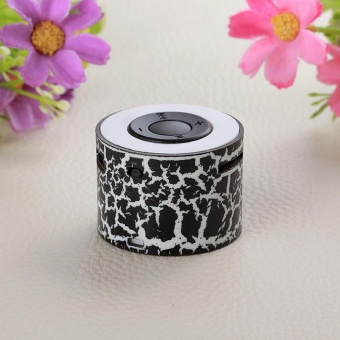 Portable Mini Stereo Bass Speakers Music Player Wireless TF Speaker- intl - 2