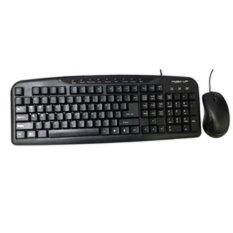 Power Up Keyboard + Mouse Multimedia Combo KM-800 - Paket 2Pcs