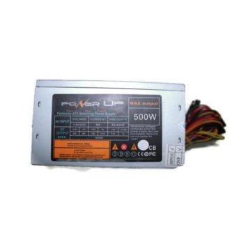 power up power supply cpu 500w