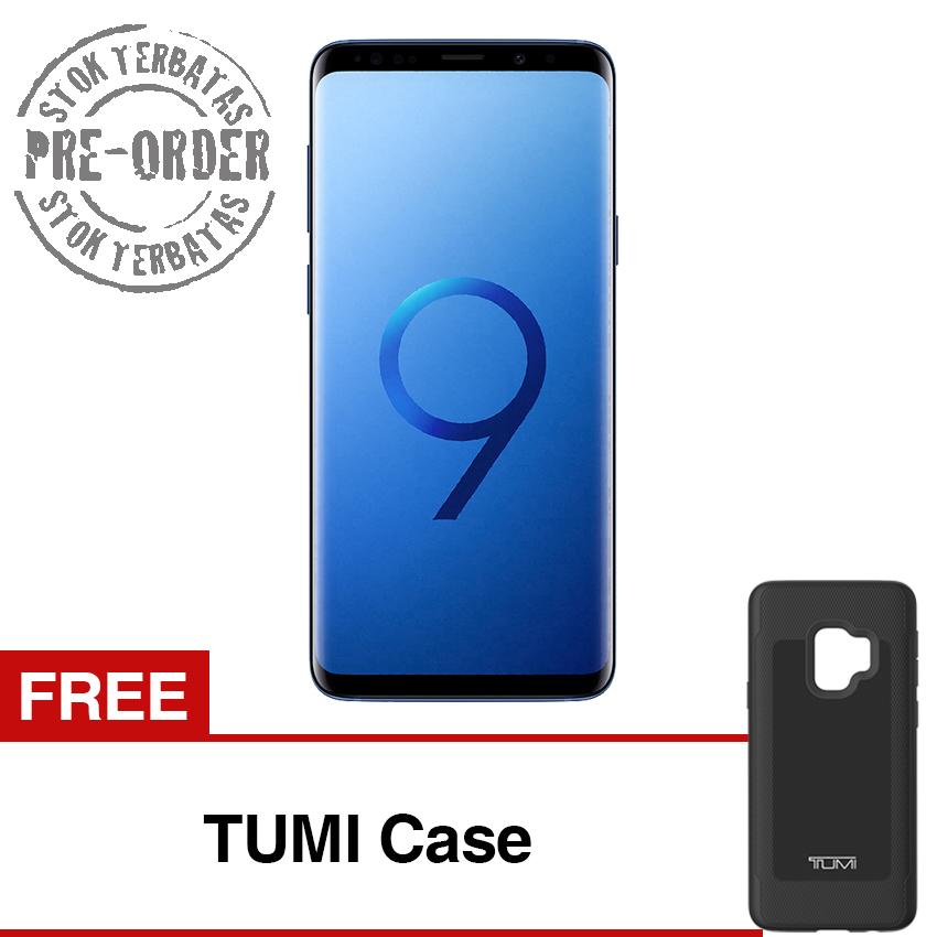 PRE-ORDER Samsung Galaxy S9+ -Midnight Black Free TUMI Case