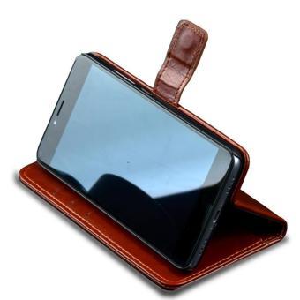 Premium Case Xiaomi Mi 5X Mi A1 Leather Case insert Card Flip Cover - 2