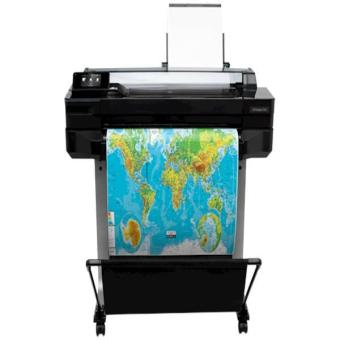 Printer Plotter HP Designjet T520 [CQ890A] - 24 Inch A1 - Original
