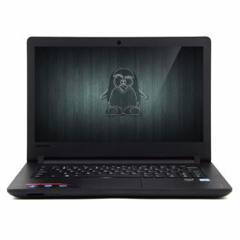 PROMO Laptop Lenovo IdeaPad 110-14ISK - I5 6200u - RAM 4GB - HDD 1TB - DVD - AMD RADEON R5 M430-2GB - DOS - 14\
