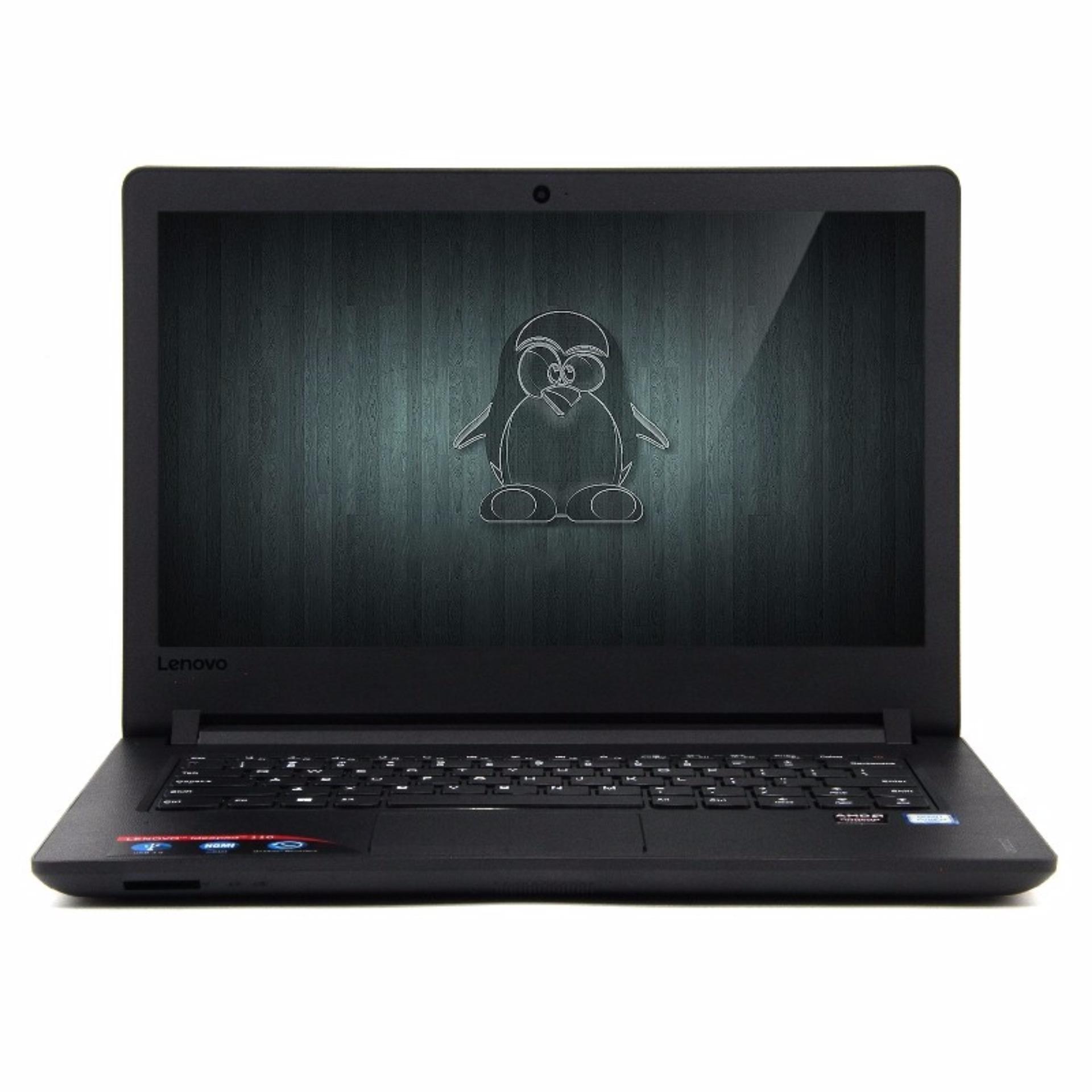 Lenovo Ideapad 110 14ast Amd A9 9400 Radeon R5 Ram 4gb 1tb 05id Promo Laptop 14isk I5 6200u