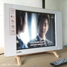 Promo LED TV CMM 17inch Slim VGA HDMI USB Movie Advertising Murah