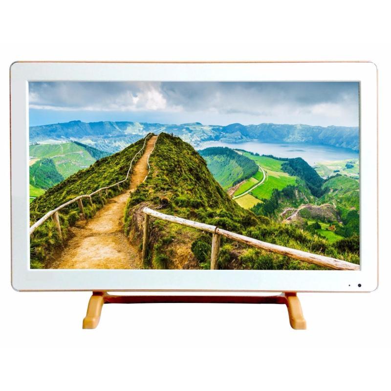 Promo LED TV CMM 22 inch FHD Slim VGA HDMI USB Kiosk Movie Murah