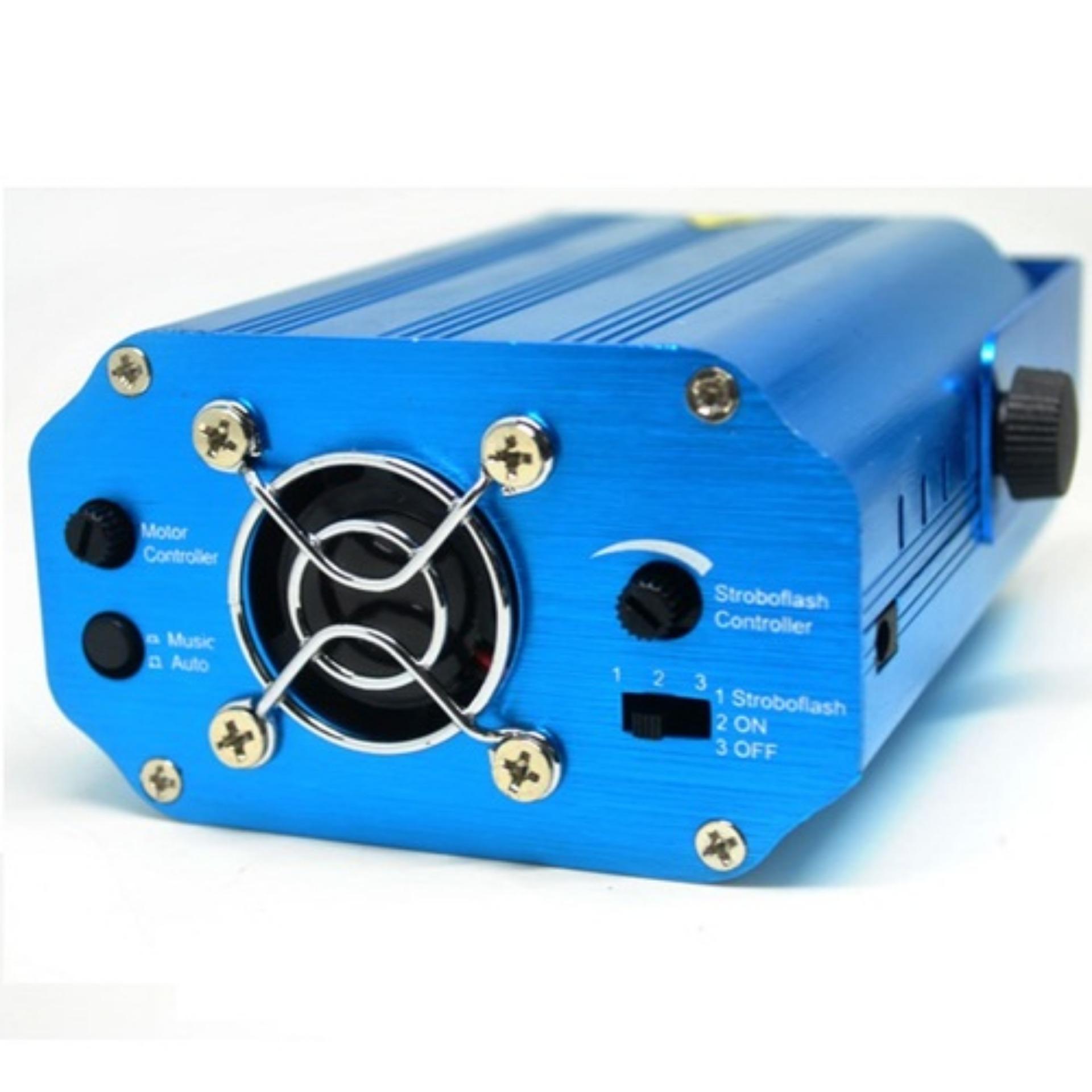 Jual Elec Universal Braket Proyektor Teleskopik Dapat Diperpanjang Source · Proyektor Laser Mini 12 Pattern MGY 008 Blue