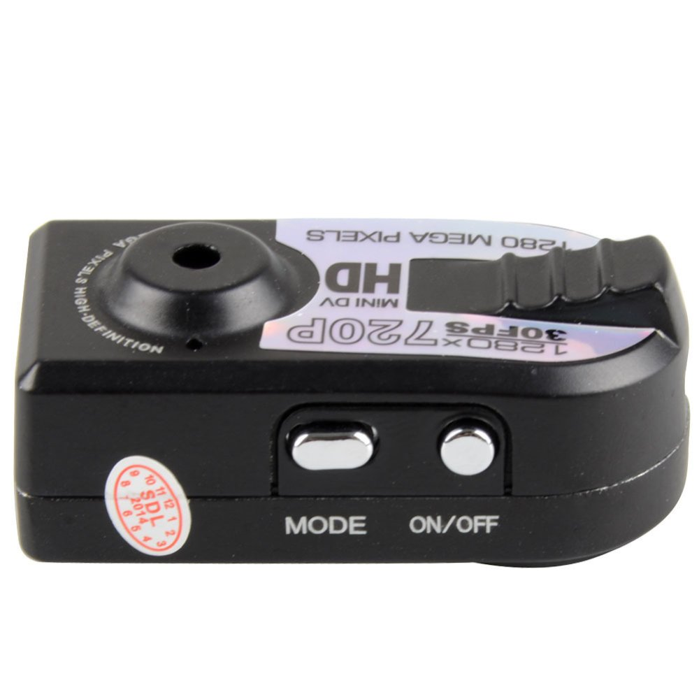 ... Q5 HD Mini Thumb DV DVR Digital Spy Camera Recorder MotionDetection Video - Intl ...