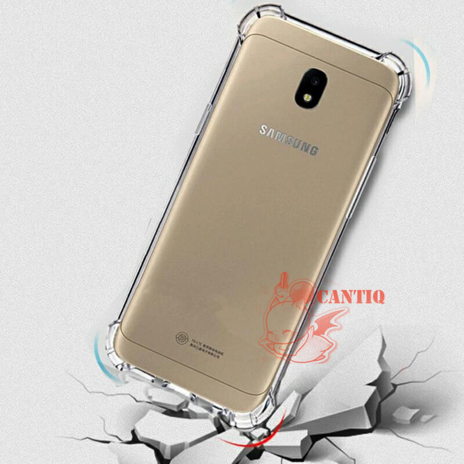 QCF Softcase Anti Crack Samsung Galaxy J5 Pro 2017 / Case Anti Shock .