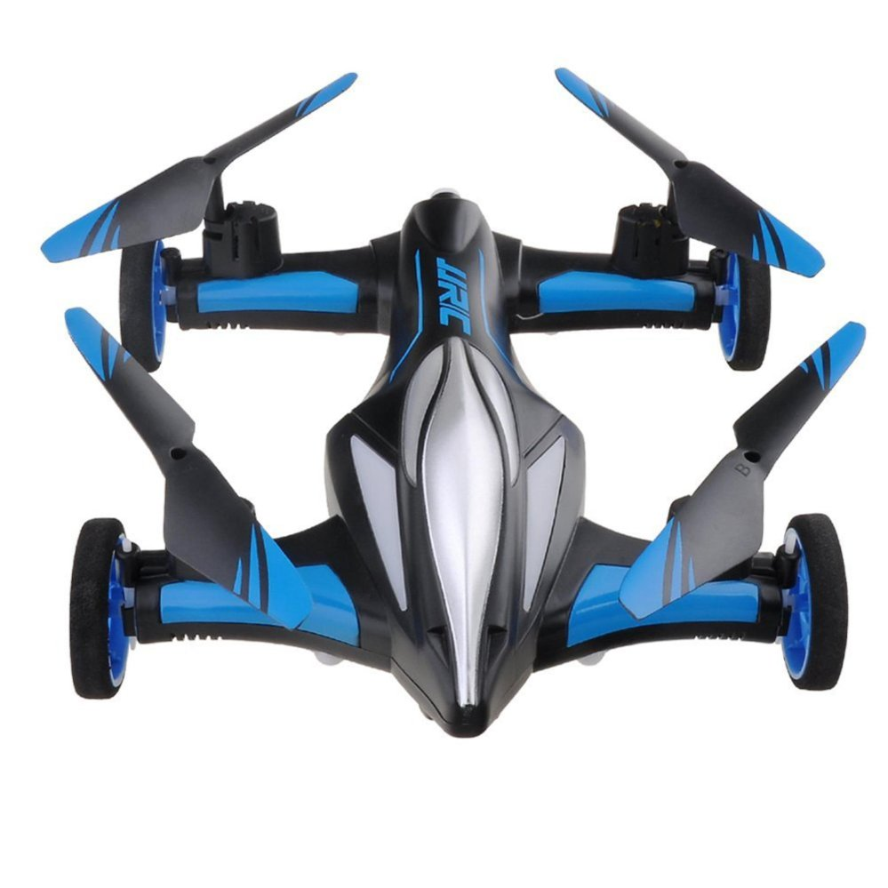 Quadcopter Dual Mode Ground / Air Drone JJRC H23 6 Axis Gyro with3D .