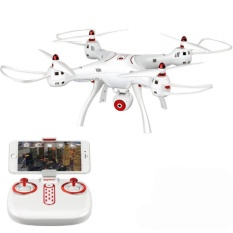 Quadcopter Syma X8SW Drone FPV with 720P Camera - Putih
