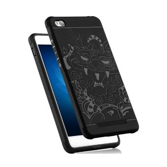 Radical Case Dragon Hybrid Original For Xiaomi Redmi 4A - Hitam