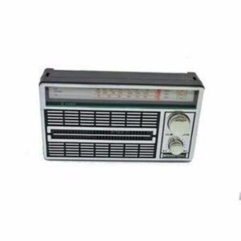 RADIO PORTABLE INTERNATIONAL JADUL 3 BAND FM-AM-SW AC/DC -4250 ANTIK - 2
