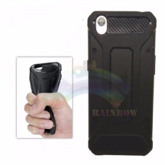 Rainbow Oppo Neo 9 A37 Soft Case Ultra Rugged Capsule Slim AirCushion Tecknologi Line Glossy Design & Spider Interior AntiSlip Anti Shock / TPU Silikon Back ...