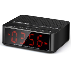 Rajawali Desktop Bluetooth Speaker and Alarm Clock - KD-66