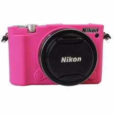 Rajawali Silicone Case For Nikon J5 - Hot Pink