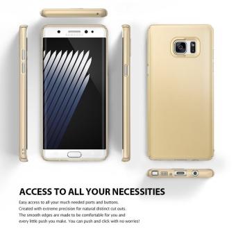 Detail Gambar Rearth Ringke Slim Hard Case Samsung Galaxy Note 7 Casing Cover .