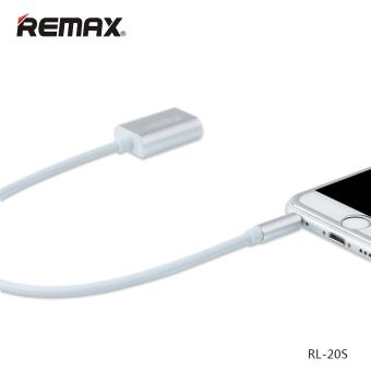 Remax 3.5mm 1 Male to 2 Female Plug Audio AUX Splitter AdapterCable For Headphone Headset Earphone Phone Speaker - intl - 2