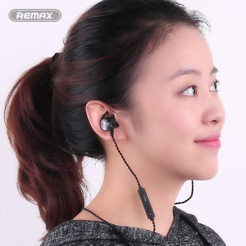 REMAX S10 Sports Magnet Wireless Bluetooth Headset with Mic &Remote Control for iPhone .