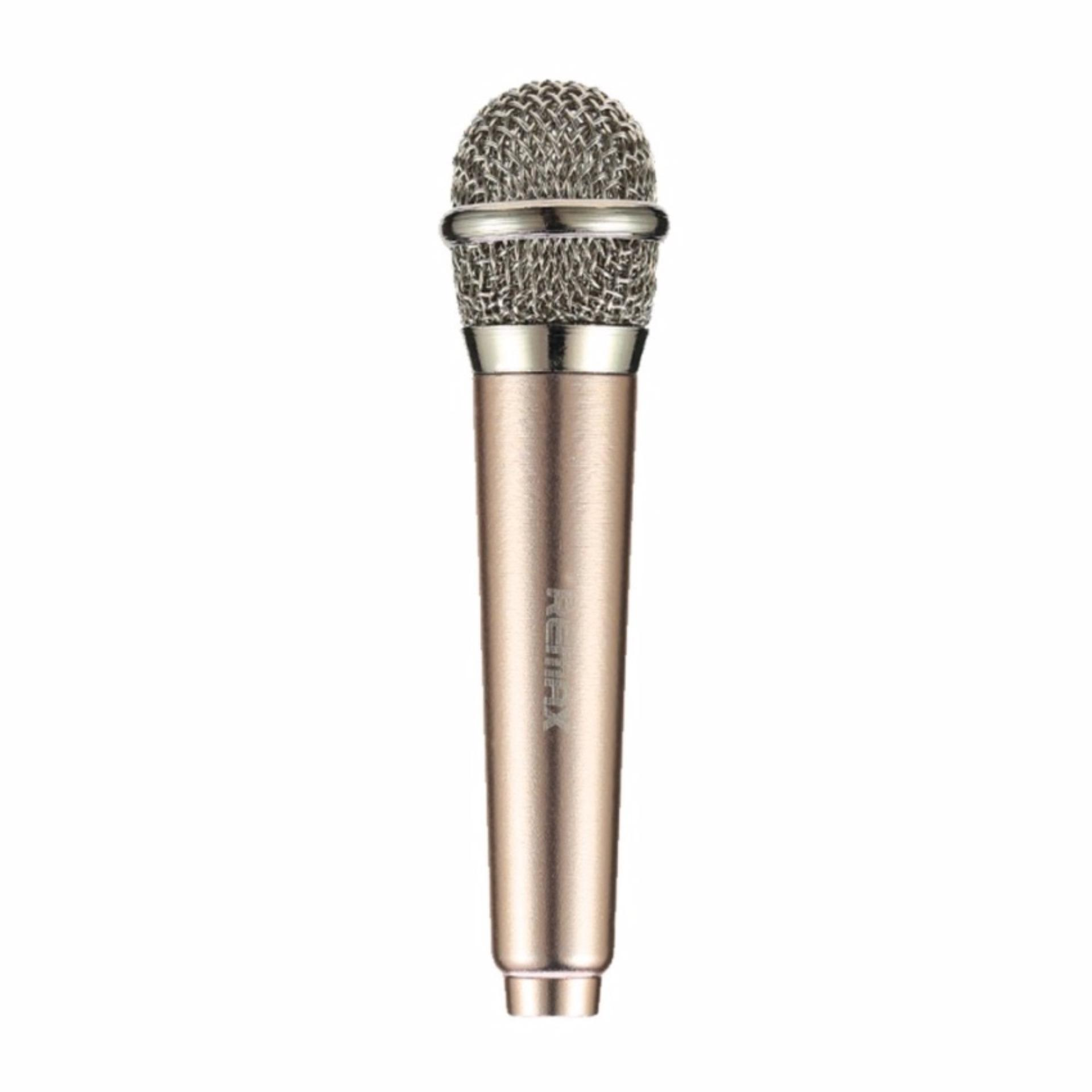 remax singsong k mini microphone