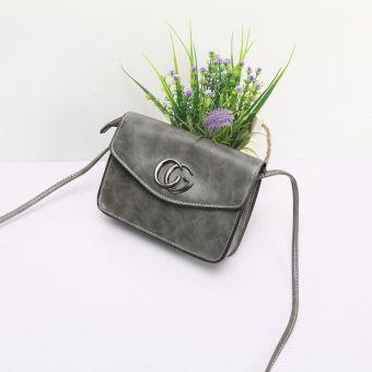 Retro baru mini handphone tas tas wanita