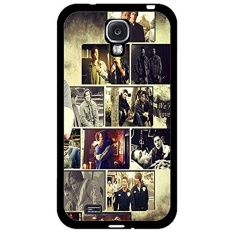 Retro Wonderful Moment Popular TV Supernatural Phone Case Cover for Samsung Galaxy S4 I9500 SPN Unique - intl