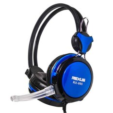 REXUS Headset Gaming Rexus RX 995  - Biru