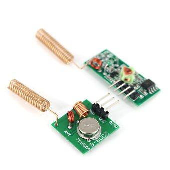 Fitur Rf Transmitter Receiver Module 433mhz Wireless Link
