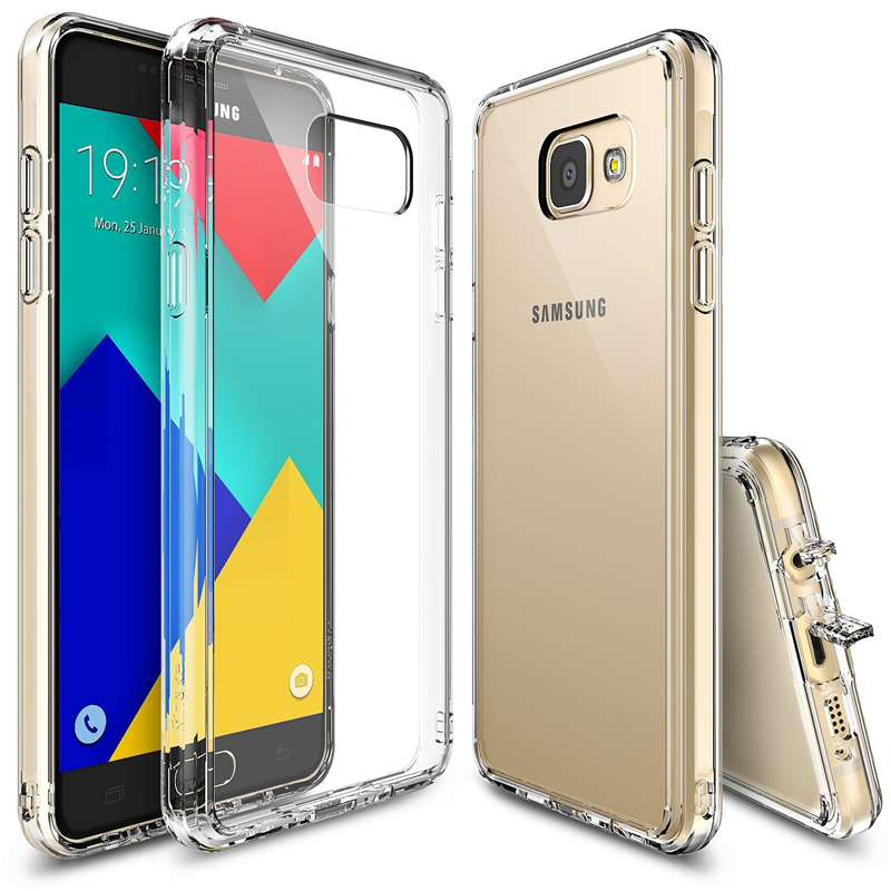 ... Ringke Fusion PC And TPU Back Cover Case For Samsung Galaxy A9 Pro/ A9 ...