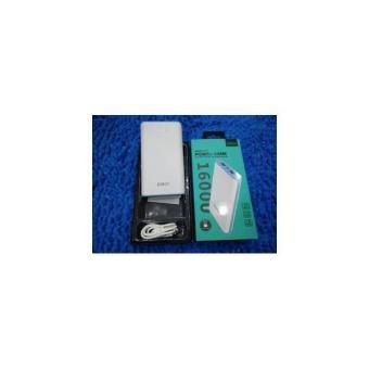 Update Harga Robot RT610 16000Mah 2 USB Ports Power Bank White+Blue IDR230,000.00  di Lazada ID