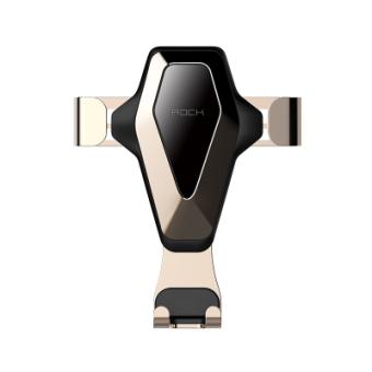 ROCK mobil ventilasi navigasi mobil yang handphone kursi Holder