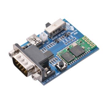 RS232 Bluetooth V2.1 Serial Port Profiles SPP Adapter Module 5VMini USB .