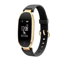 S3 Smart Bracelet Dinamis Heart Rate Monitor Kebugaran Tracker-Intl