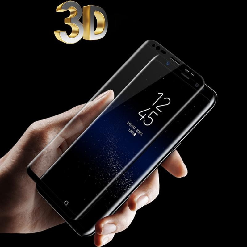 S8 Plus Screen Protective Anti Blue-Ray Eye Protect Full CoverTempered Glass .