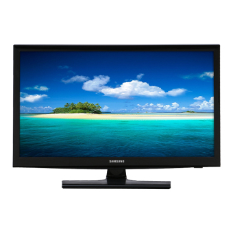 Samsung 24 inch LED HD TV - Hitam (Model: UA24H4150)