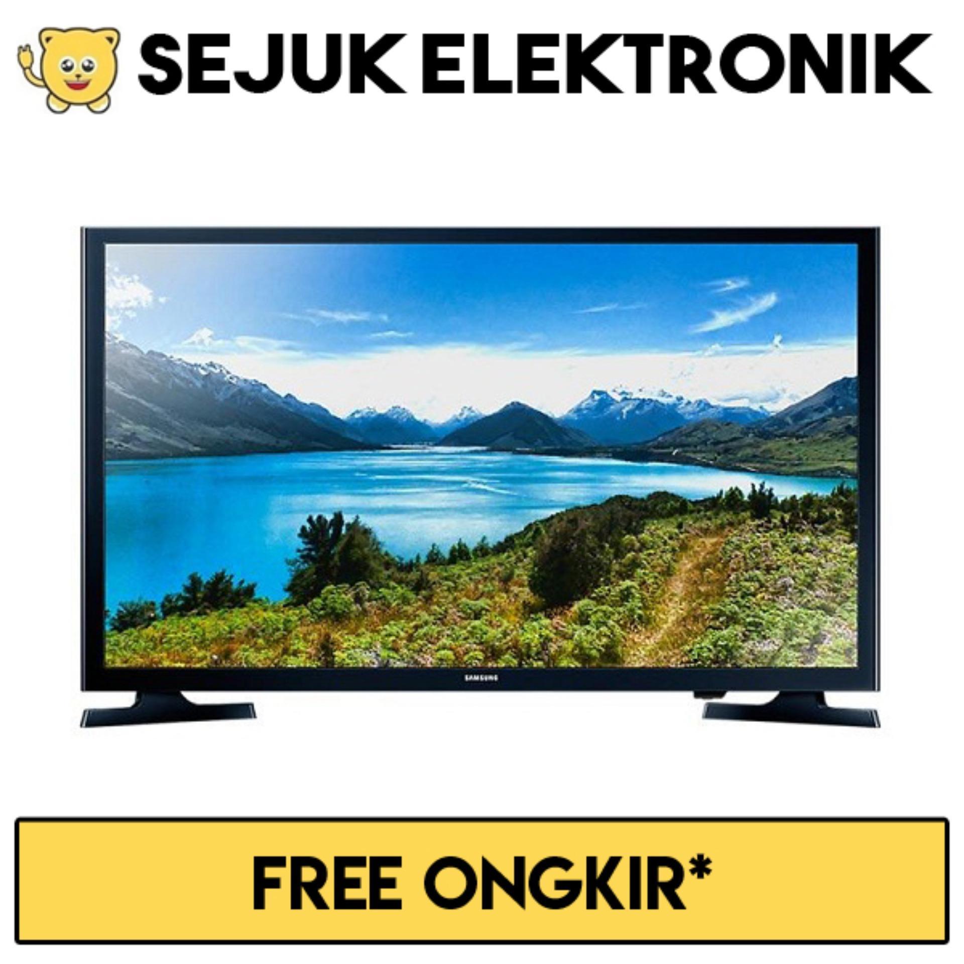 Samsung 32 LED TV UA32J4003 Hitam JAKARTA ONLY